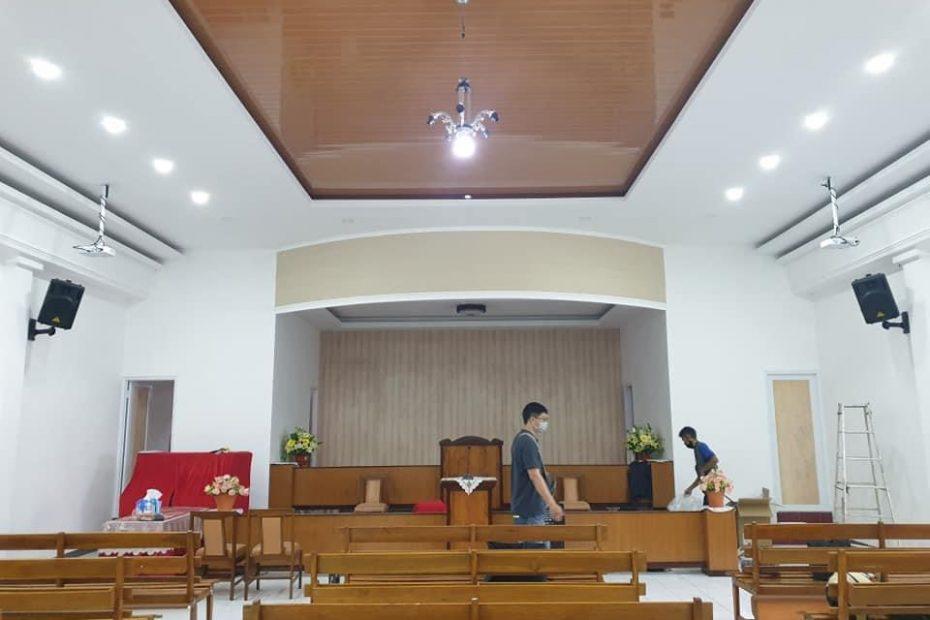Gereja Advent Jemaat Kebon Kembang