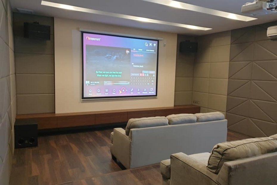 Karaoke & Home Theatre KBP Padalarang